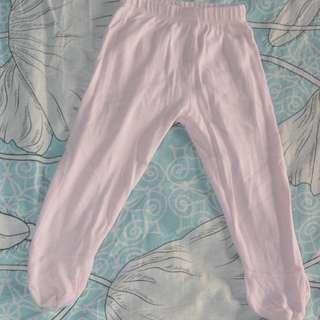Burts bees infant pajamas;newborn upto 3M