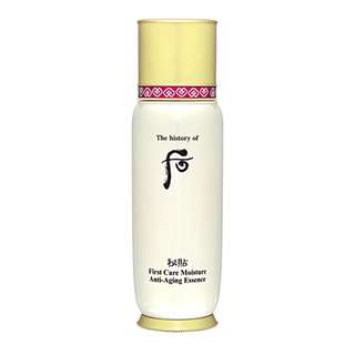The History Of Whoo First Care Moisture Anti-Aging Essence 85ml