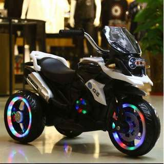 BMW GS 1200 Motorcycle Ride On Toy Car Motor For Kids
