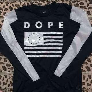 Dope Long Sleeve Top