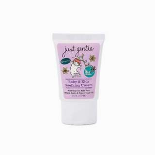 Baby & Kids Soothing Cream from Just Gentle Organic