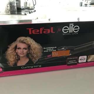 全新Tefal for Elite Hair curler