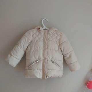 18-24 month ZARA winter jacket
