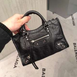 Balenciaga city mini bag city s