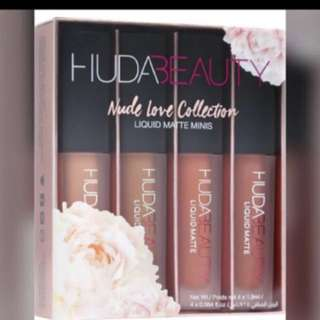 Huda Beauty Nude Love Minis