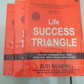 Life Success Triangle (Eloy Zalukhu)