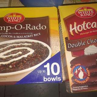 Champorado & Hotcake (Set)