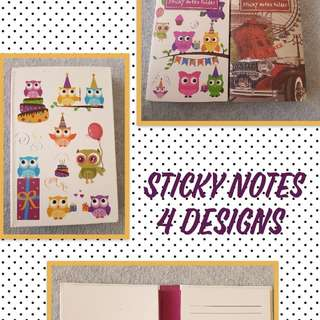 4 in 1 sticky notes
