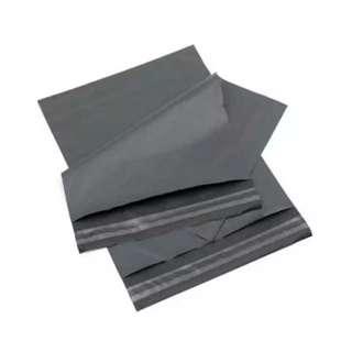 50pcs 50X60cm grey Polymailers