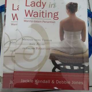 Lady in waiting (Jackie Kendall &Debbie Jones)
