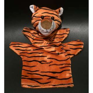 Tiger - Chinese Zodiac Hand Puppets