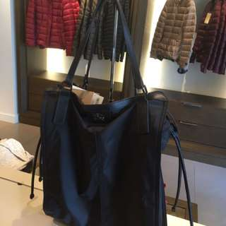 Burberry tote bag 尼龍袋 斜咩袋 手提袋