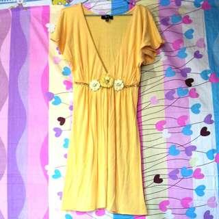 Cleavage Maxi Dress