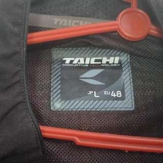 Rs taichi mesh jacket