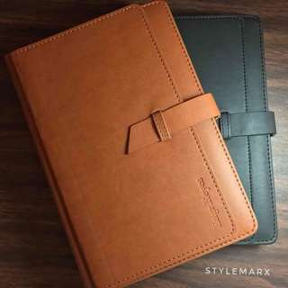 Stylemarx Personalized leather notebook / planner / journal