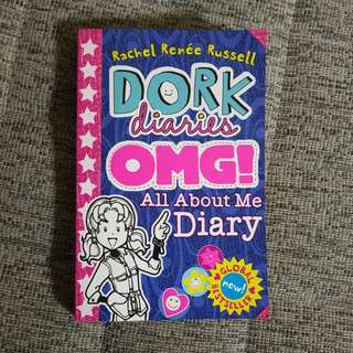 Dork Diaries - All about me diary