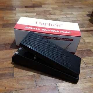 Daphon DF2210 WAH Pedal