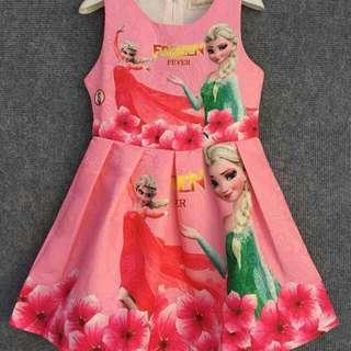 Girl Dress (Frozen)