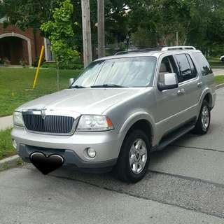 *LUXURY LINCOLN AVIATOR AWD LIMITED*