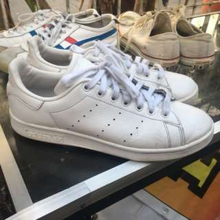 Stan Smith Tri White