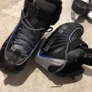 Unisex Bauer skates
