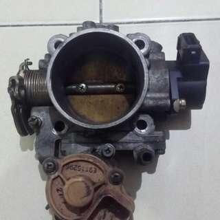Throttle body pedana v6