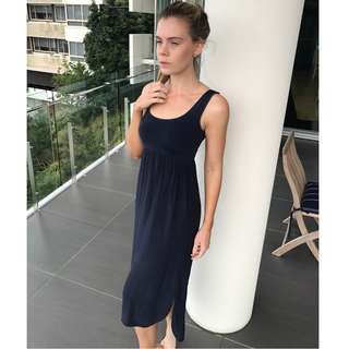 Navy, Witchery dress