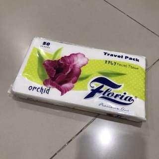 Tissue Travel Pack