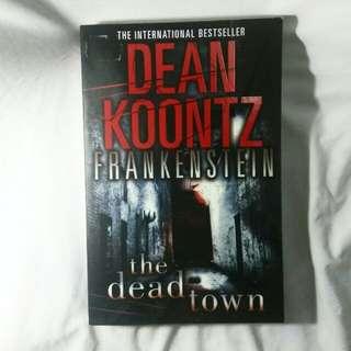 Frankenstein The Dead Town by Dean Koontz [ENGLISH]