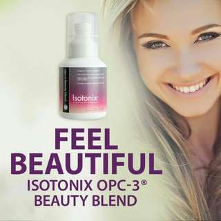 Isotonix OPC 3 Beauty Blend for Beautiful Complexion and Overall Health Benefits
