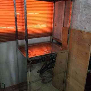Foodcart solid 304 stainless