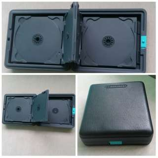 Pvc Leather CD Casing (2inch Thick)