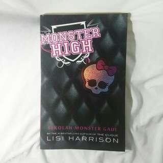Monster High by Lisi Harrison [NOVEL TERJEMAHAN BAHASA]