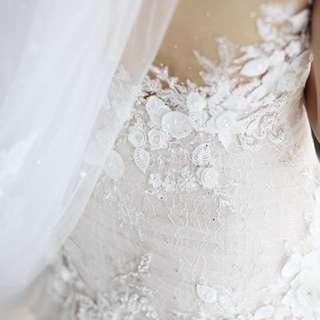 Preloved Designer Wedding Dress