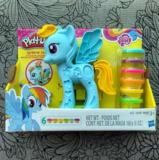 My Little Pony Playdoh