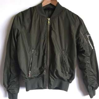 top shop bomber jacket