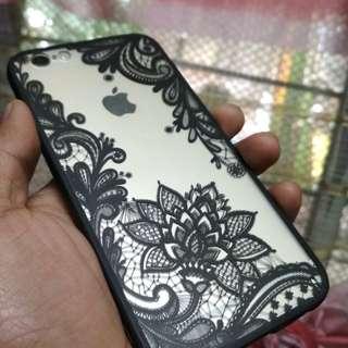 Retro Floral iPhone case