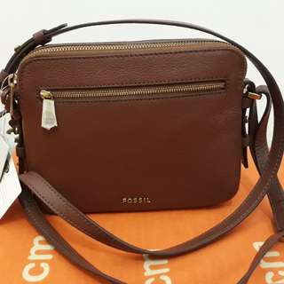 Fossil piper toaster brown