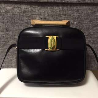 Salvatore Ferragamo vintage crossbody bag