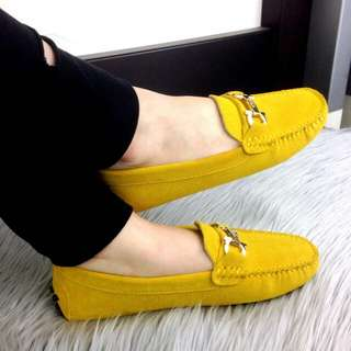 PO.3-5hari. Eliza loafers. Size 36 -sole 23cm, 37 -sole 23.5cm, 38 -sole 24cm, 39 -sole 24.5cm, 40 -sole 25cm. (LIMITED STOCK).