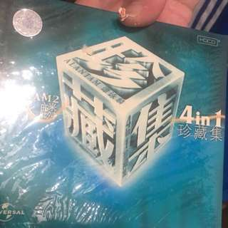 Brand new Alan tam cd for sale