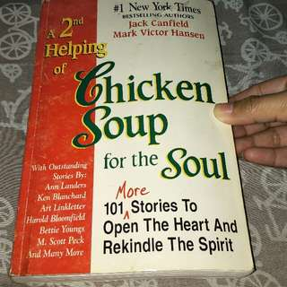Chicken Soup for the Soul BOOK