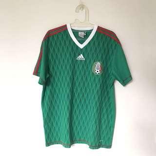 Adidas Mexico Football Jersey
