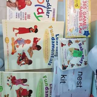 Educational books for parents to teach babies