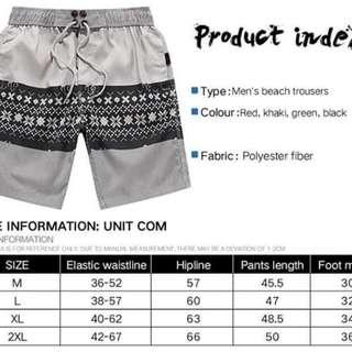 Longbone Shorts
