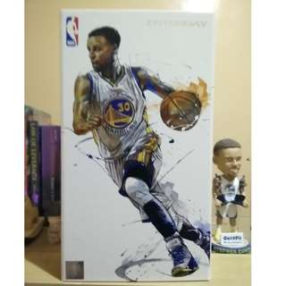 Stephen Curry Enterbay Motion Series 1/9 Scale (Original and Brand New)