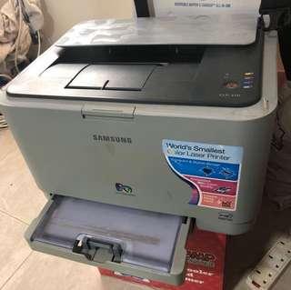 Samsung cp310 color laser printer