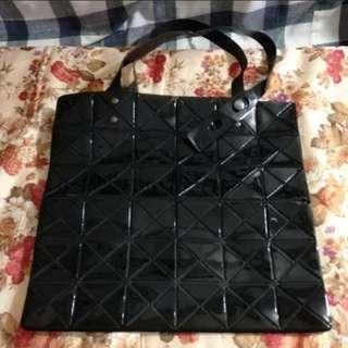 6x6 黑色方格袋