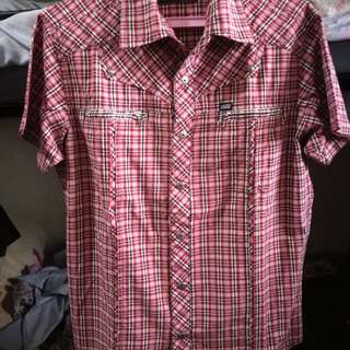 Lee Pipes Polo Slim Fit