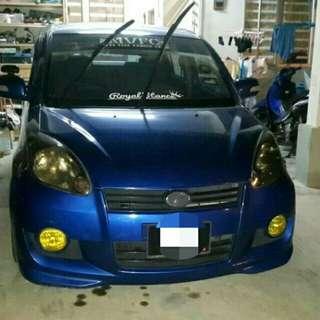 Produa myvi 1.3 auto tahun 2006 nak jual cl 0175890078 atau 0195117814